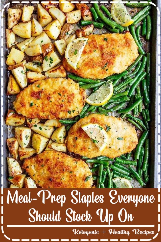 You need these ingredients to plan ahead for the week 7 Meal-Prep Staples Everyone Should Stock Up On