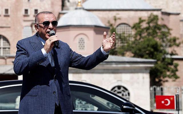 «Μια νέα περίοδο» υπόσχεται ο Ερντογάν στους Τούρκους