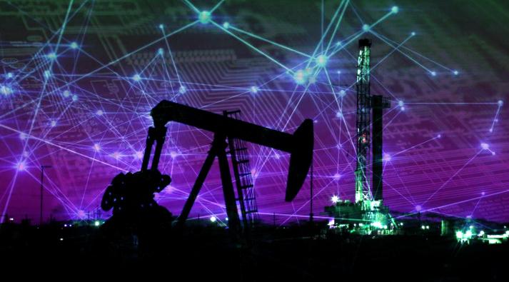 德克萨斯石油比特币挖矿