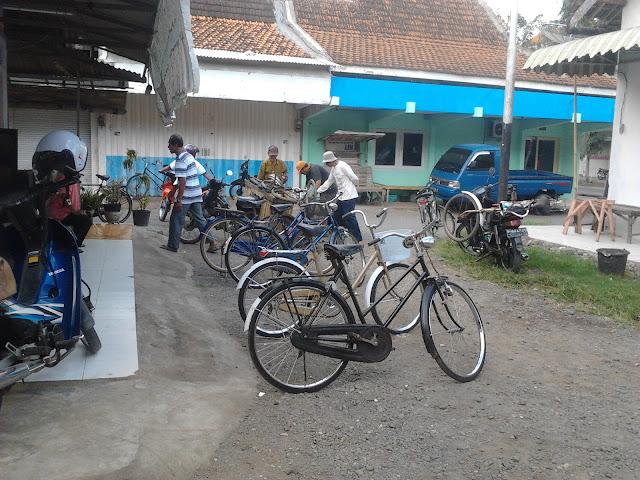 Sepeda Bekas Banyuwangi