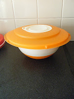 Tupperware Pro Mixing Bowl picture image