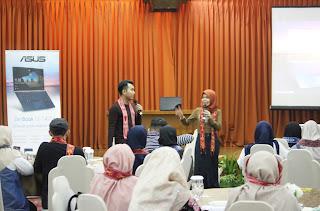 Zenbook Blogger Gathering di Bandung