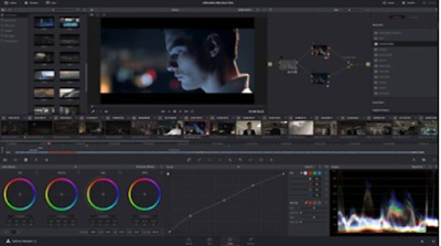 Software DaVinci Resolve 12.5