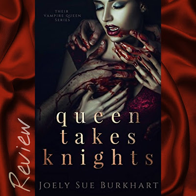 Book Review: QUEEN TAKES KNIGHTS by Joely Sue Burkhart