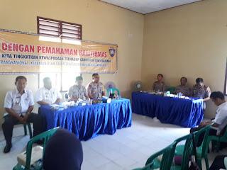 Dirbinmas Polda Lampung Sosialisasi Pemahaman Kamtibmas