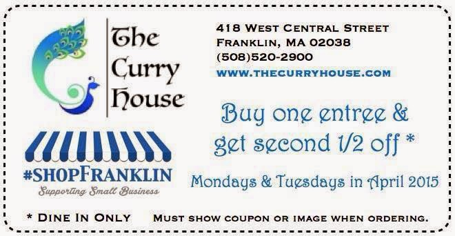#shopFranklin - The Curry House