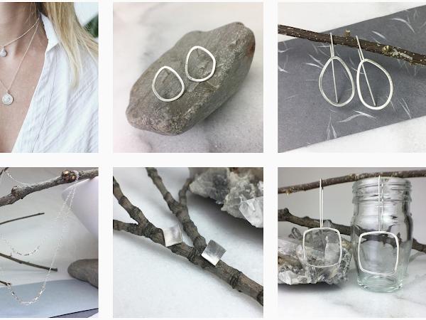 DANA HENNING JEWELRY // Handmade & Recycled Silver Jewelry