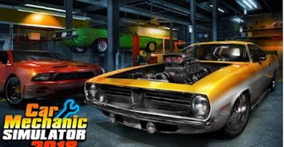 Car Mechanic Simulator 2018 تحميل مجاني