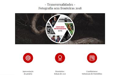 """سارع بالاشتراك بمسابقة """"تصوير بلا حدود"""" Transversalities 2018"""