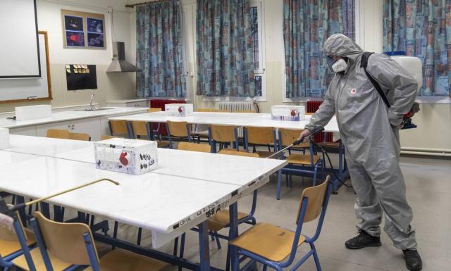 """Σήμερα """"κληρώνει"""" για τους μαθητές – Πιθανό το 7, πιθανότερο το 14 Σεπτεμβρίου για άνοιγμα των σχολείων"""