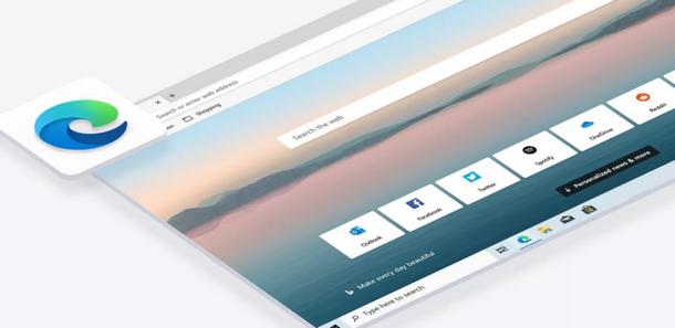 بعد أن أصبح أسرع من متصفح غوغل كروم بشهادة الجميع ، الإصدار الجديد من  Chromium Edge