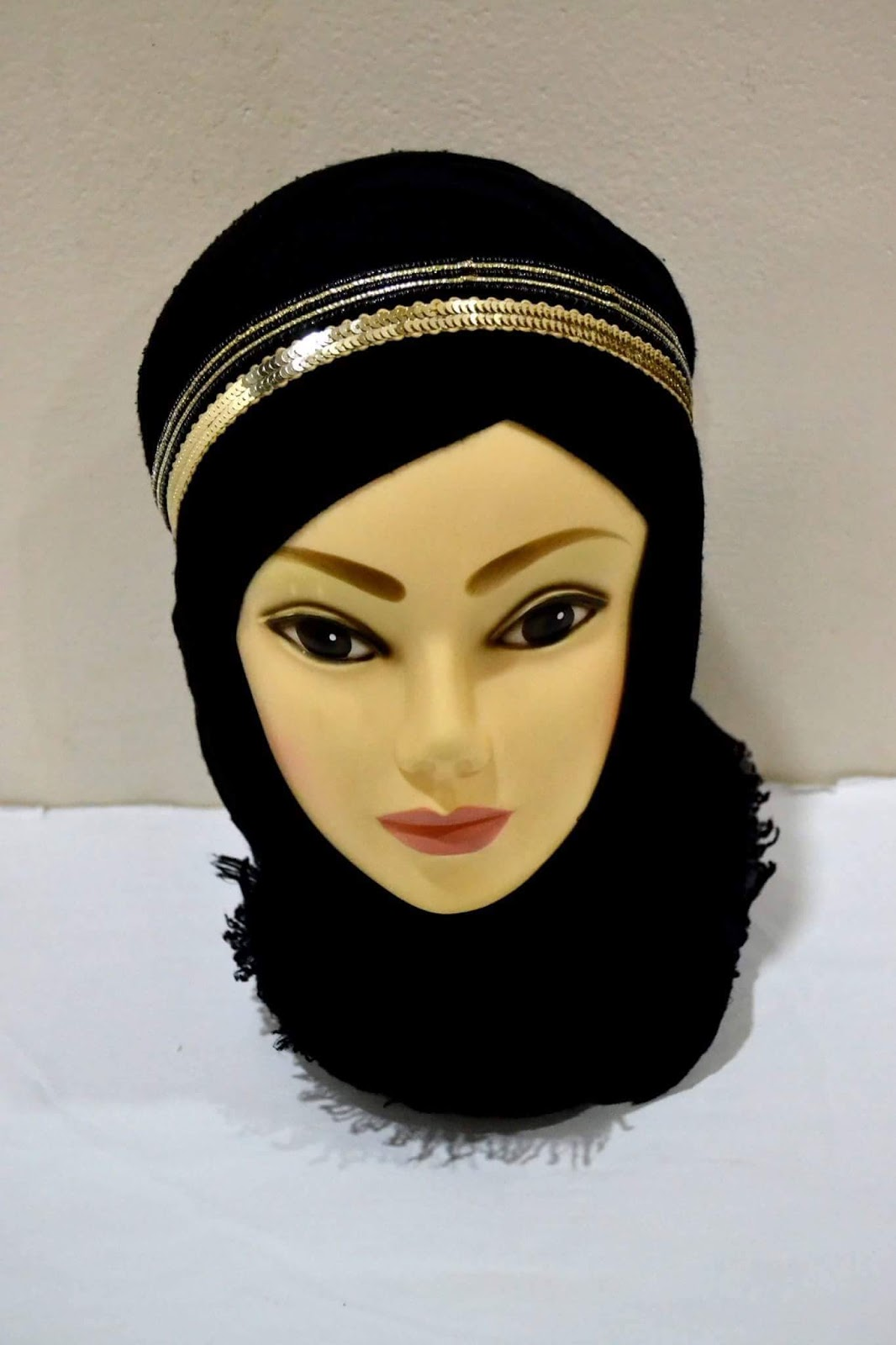 2019 year for girls- How to hijab wear with headband