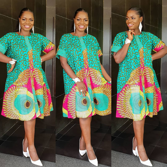 2020 Beautiful Ankara Dress Styles