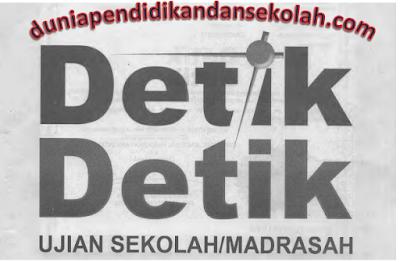 Download Materi Pembahasan Serta Soal Latihan Bahasa Indonesia, Matematika, dan IPA USBN SD/ MI Per SKL Tahun Ajaran 2018-2019