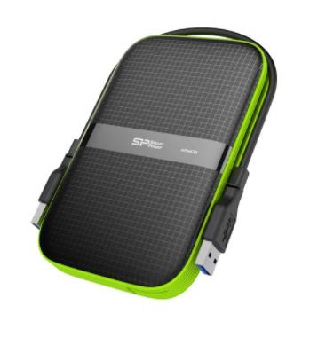Silicon Power Shockproof External Harddrive