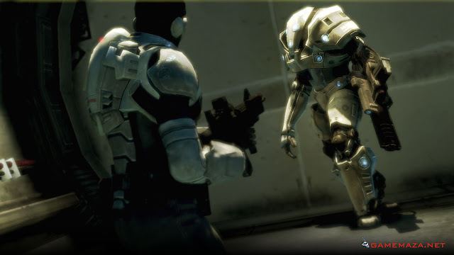 Shadow Complex Remastered Gameplay Screenshot 1