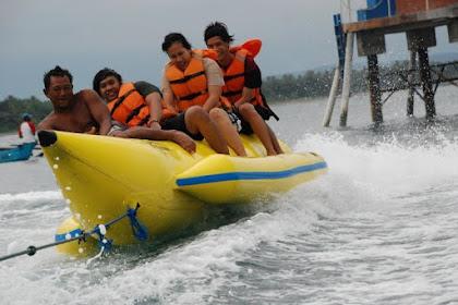 Banana Boat Batu Karas