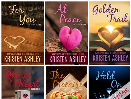On Sale: The 'Burg Series by Kristen Ashley