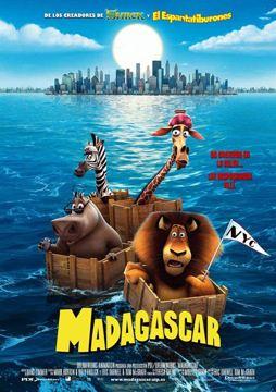 descargar Madagascar en Español Latino
