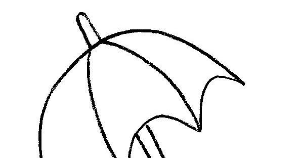 Desenhos Diversos Para Colorir Desenho De Guarda Chuva Para Colorir