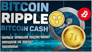 Bitcoin Cash и Ripple: есть ли будущее за этими монетами?(мнение эксперта).