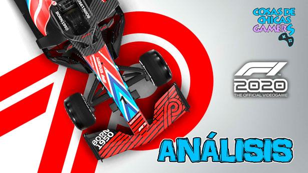Análisis de F1 2020 para PS4