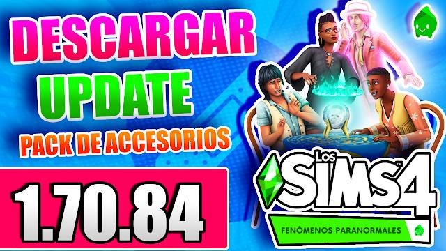 los sims 4 update 1.70.84
