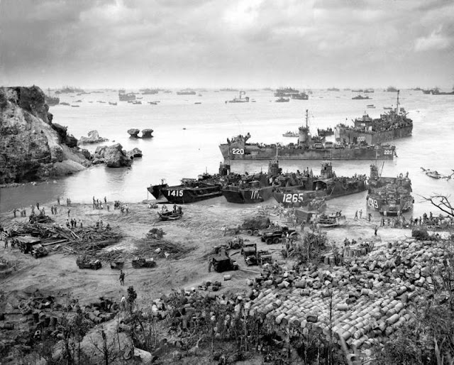 WWII Film Guide: War in the Pacific