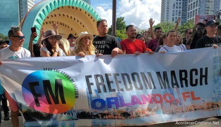 Marcha por la Libertad