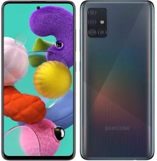 Cara Root Galaxy A51