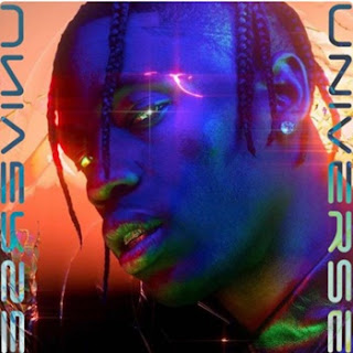 CD CD Rager Universe – Travis Scott (2019)