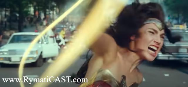 Wonder Woman 1984 - Official Main Trailer - Warner Bros. UK (www.RymatiCAST.com)
