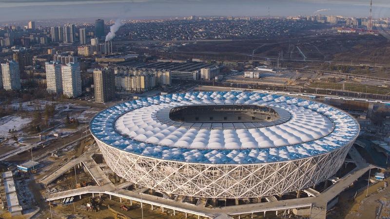 Volgograd Arena FIFA World Cup 2018