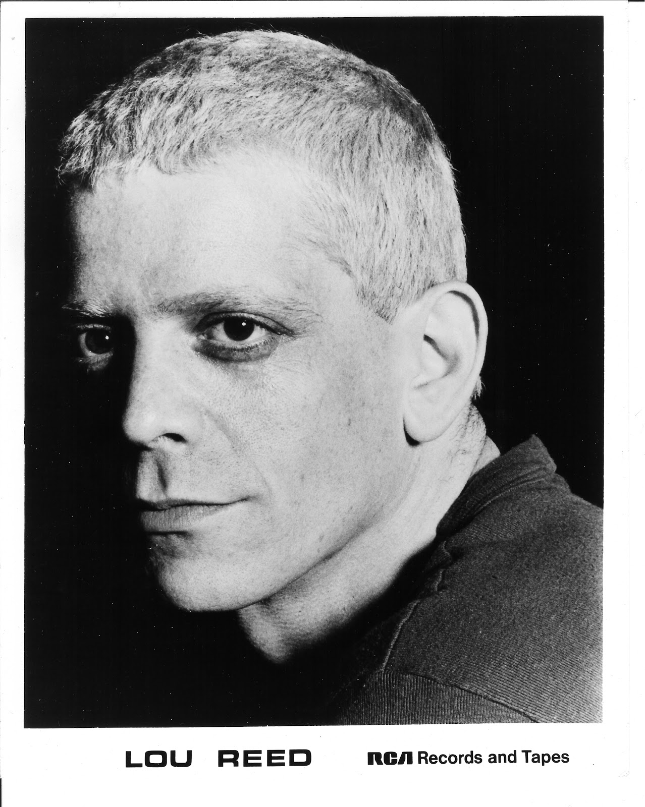 Lou Reed - AnthroScape