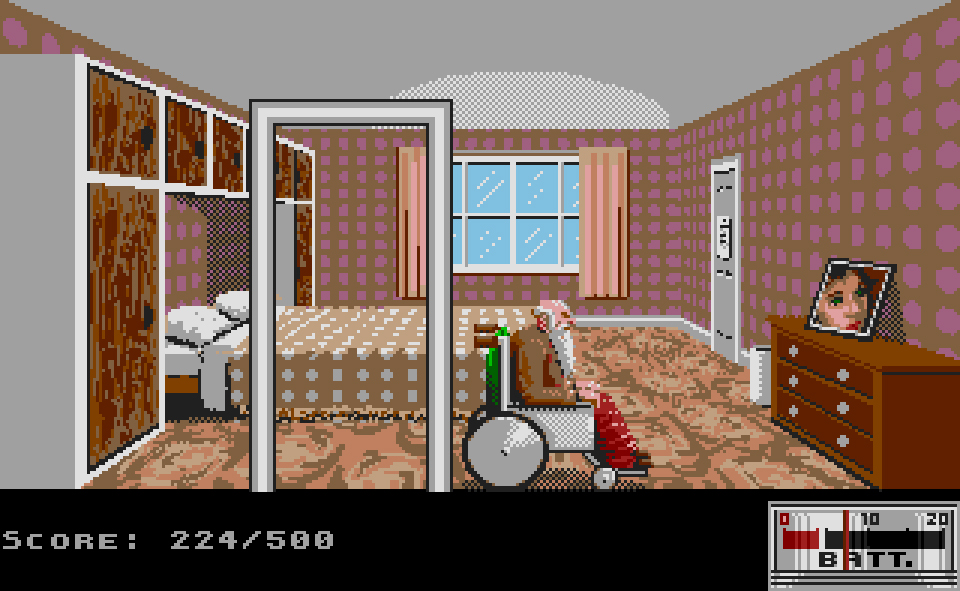 My all time favourite video games: Grandad and the Quest for