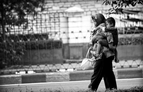 Foto Ibu Dan Anak