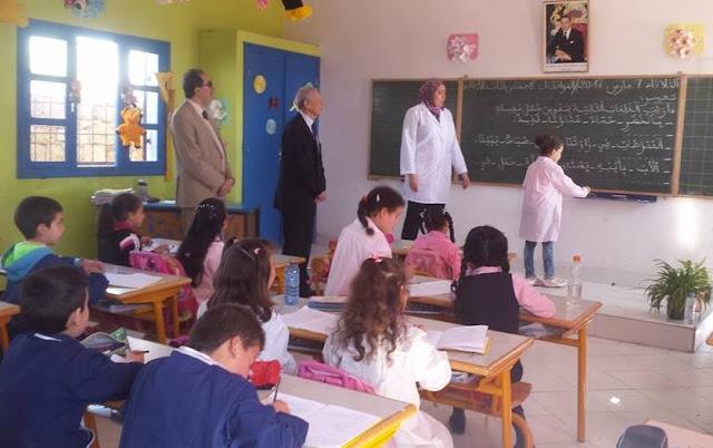 وزير التربية الوطنية والتكوين المهني يزور مؤسسات تعليمية بطنجة والفحص انجرة