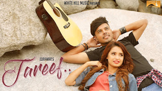 Tareef Lyrics: A latest punjabi song in the voice of Zorawar, composed by Desi Routz while lyrics is penned by Maninder Kailey.