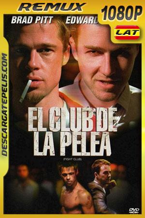 El club de la pelea (1999) 1080p BDRemux Latino – Ingles