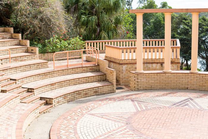 noosa botanics amphitheatre