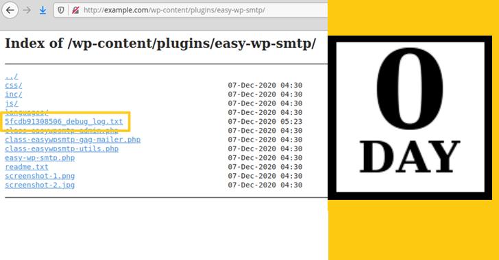Easy WP SMTP zero-day Vulnerability