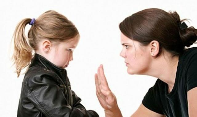 Dampak Buruk Membentak Anak yang Melakukan Kesalahan