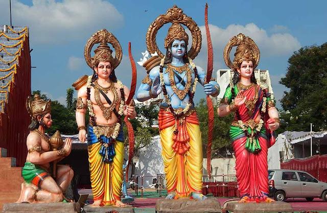 Ram Navmi 2020: बगैर शस्त्र उठाए ऐसे किया था हनुमानजी ने श्रीराम से युद्ध