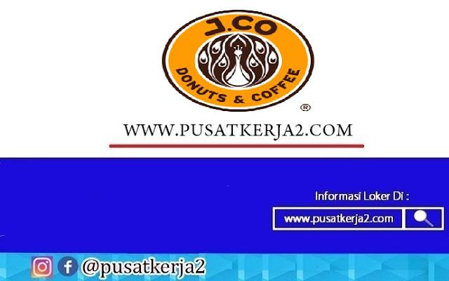 Lowongan Kerja Terbaru PT Jco Donuts & Cofee Oktober 2020