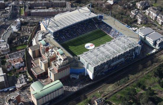 stamford bridge stadion tertua di Liga Inggris