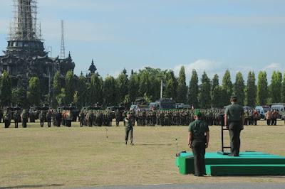 Wapres RI Buka Konferensi IPOC di Bali, Kodam IX/Udayana Siapkan Pengamanan