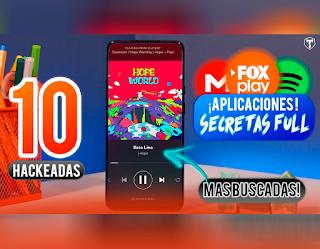 TOP 8! APPS INCREÍBLES CON FUNCIONES PRO 2019!