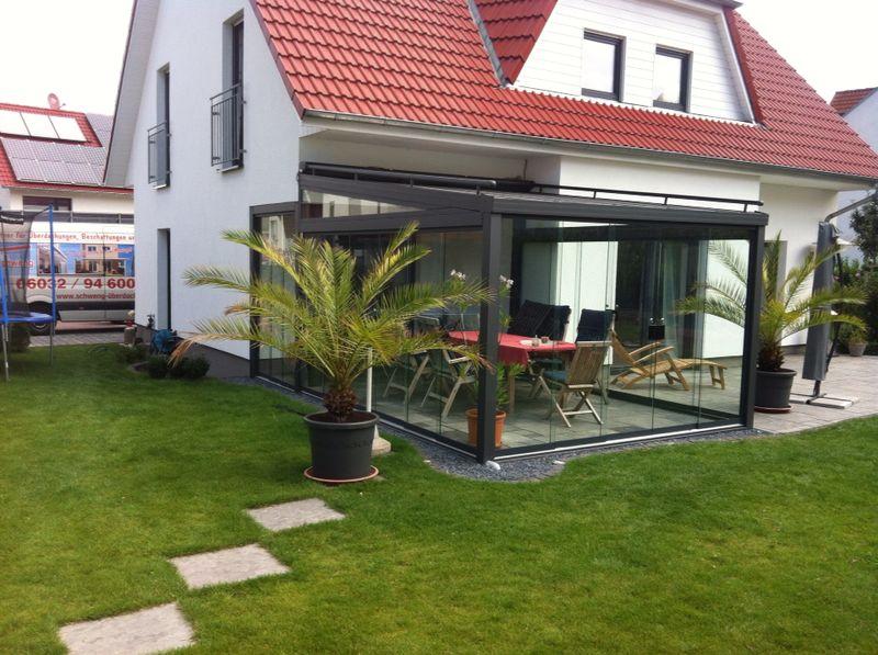 schweng berdachung berdachung terrasse inkl aufdachmarkise von schweng berdachung alu 8mm. Black Bedroom Furniture Sets. Home Design Ideas