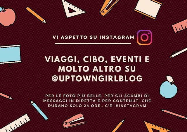 Uptowngirl Blog di Sabina Petrazzuolo