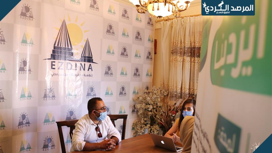 مؤسسة ايزدينا تفتتح مكتبها في مدينة القامشلي بغربي كوردستان